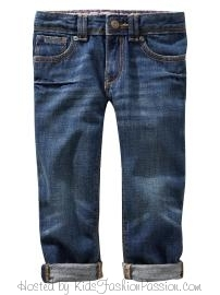 Gap 2010 Denim Outfitting Collection