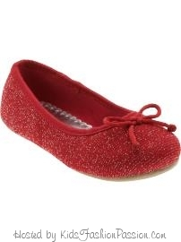 Gap 2010 Ruby Slippers