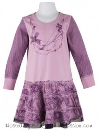 netting-trimmed-lace-print-necklace-graphic-dress-cashmere