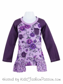 castle_spot_sleeve_royal_rose_print_tunic-GBT5471FL24-love