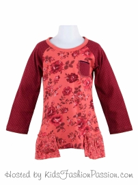 castle_spot_sleeve_royal_rose_print_tunic-GBT5471FL24-mandarin