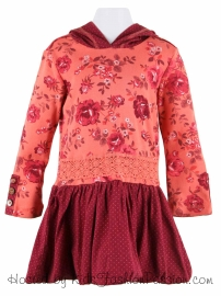 castle_spot_trimmed_royal_rose_hooded_dress-GBD5213FL24-mandarin