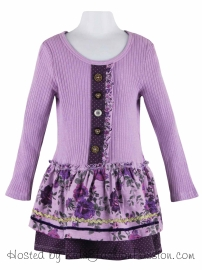 ribbed_knit_dress_with_royal_rose_skirt-GBD5266FL24-love