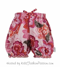 essentials macaw floral print shorts-GBB4392SU24-pearly